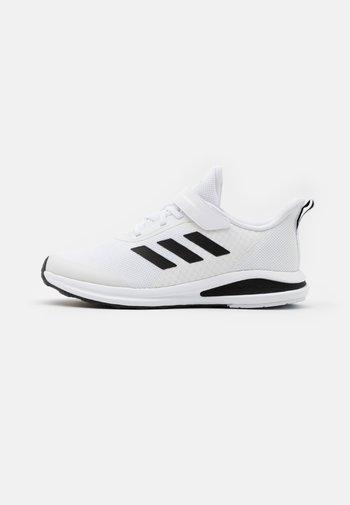 FORTARUN UNISEX - Neutral running shoes - footwear white/core black