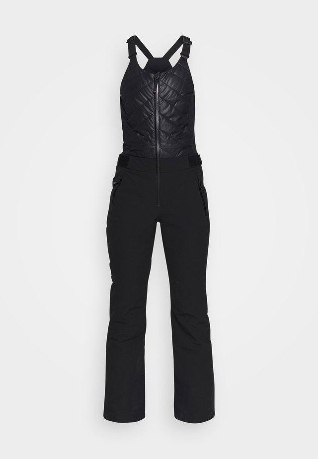 IVIE - Zimní kalhoty - black