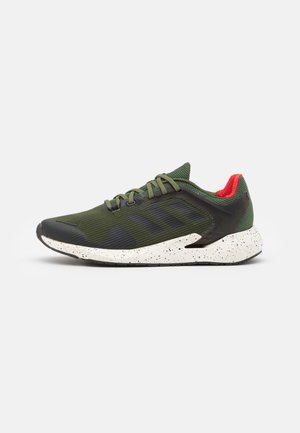 ALPHATORSION - Scarpe running neutre - wild pine/core black/vivid red