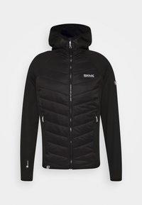 Regatta - ANDRESON HYBRID - Outdoor jacket - black - 0