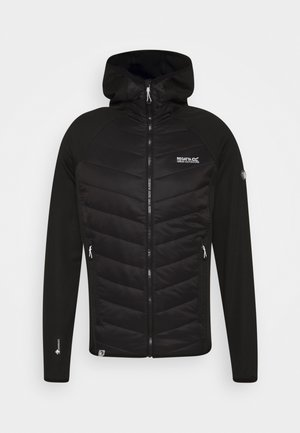 ANDRESON HYBRID - Outdoorjacke - black