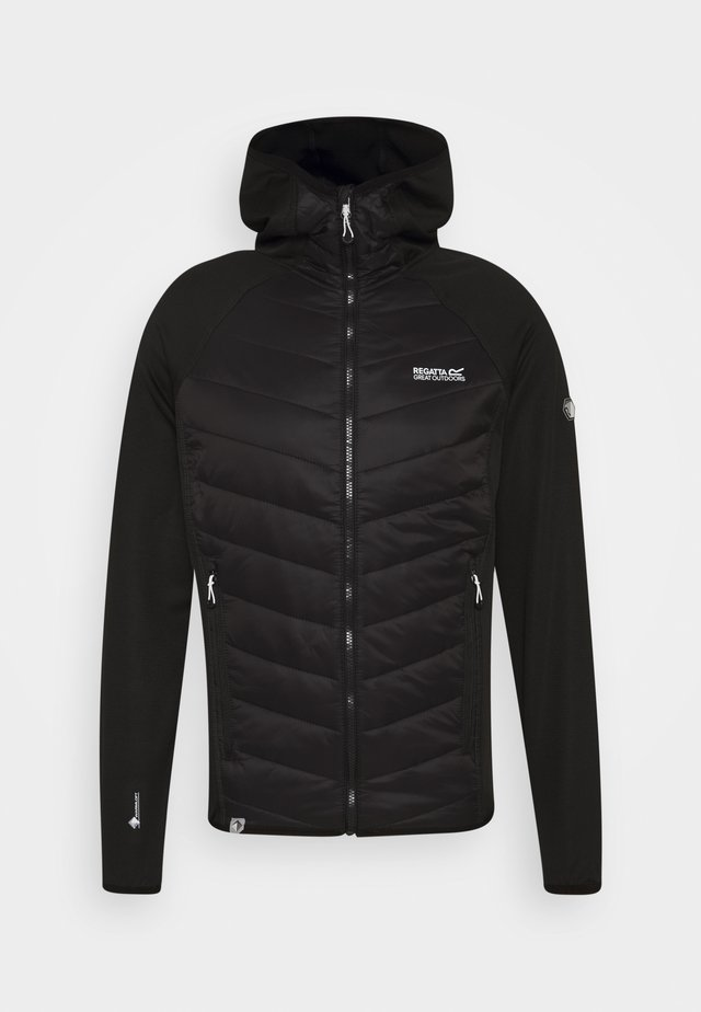 ANDRESON HYBRID - Giacca outdoor - black