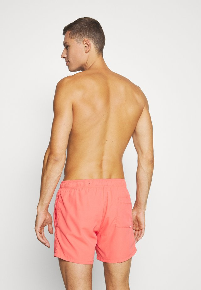 ABAS - Badeshorts - light pastel red
