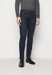 Michael Kors - PARKER  - Slim fit jeans - blue denim - 0
