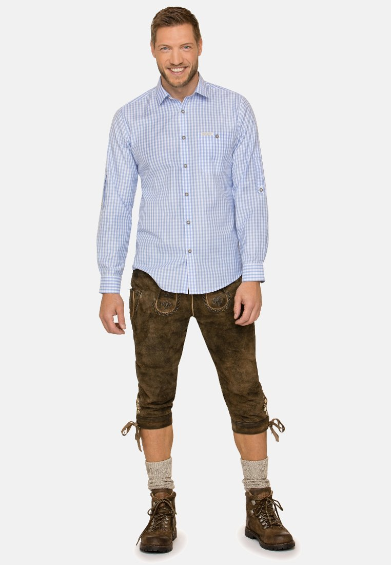 Stockerpoint - CAMPOS3 - Shirt - hellblau