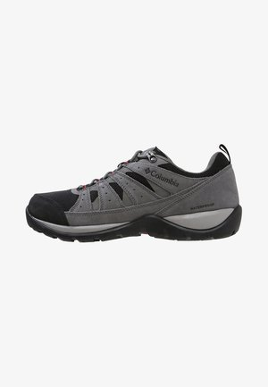 REDMOND V2 WP - Hiking shoes - black