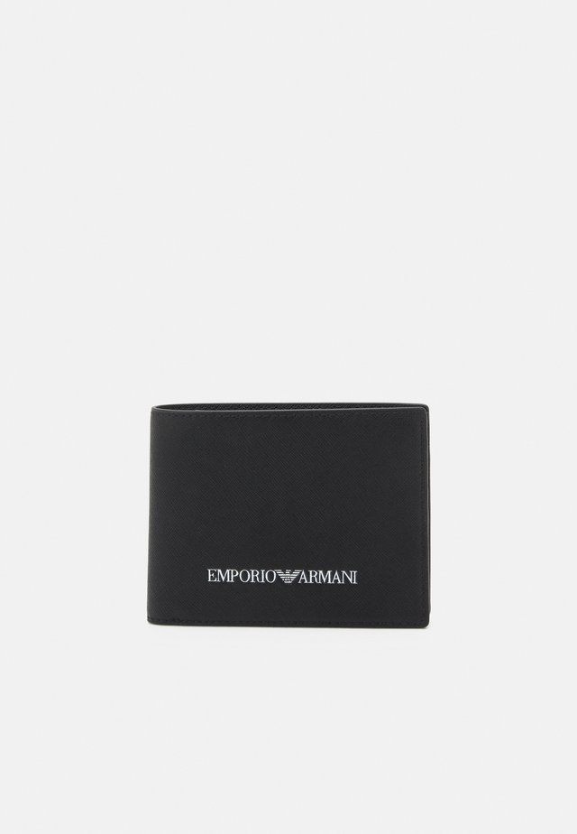 WALLET UNISEX - Monedero - black