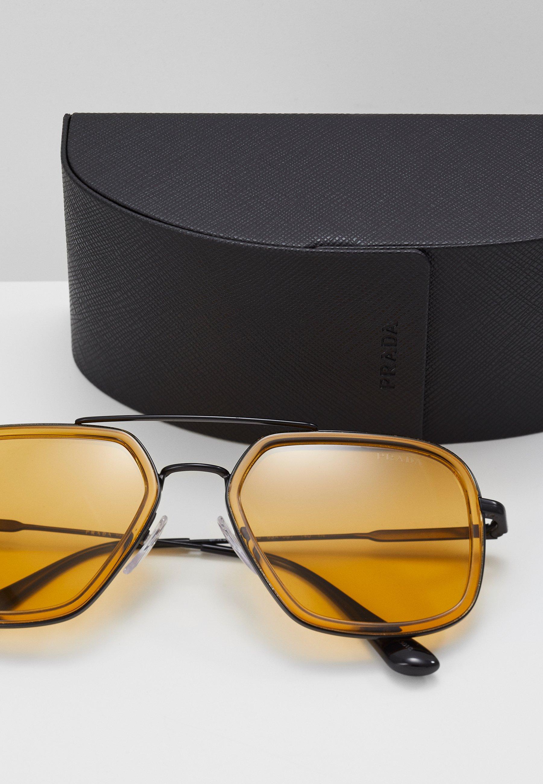 Prada Solbriller - yellow/black/gul WL40tBH1fuFn1z7