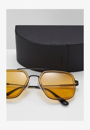 Gafas de sol - yellow/black