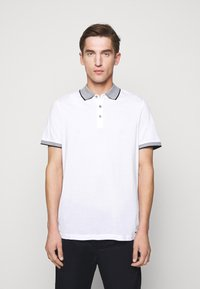 Michael Kors - LOGO COLLAR  - Polo shirt - white - 0