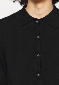 Bruuns Bazaar - ANEMONE PRATO CARDIGAN - Cardigan - black - 4