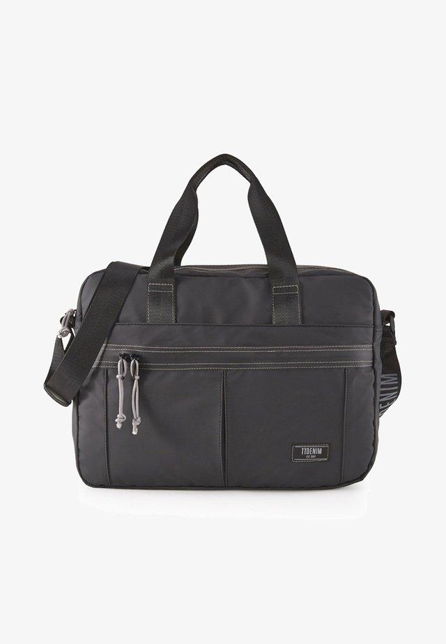 Briefcase - schwarz / black