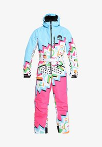 OOSC - NUTS CRACKER - Snow pants - multi-coloured - 9