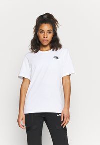 The North Face - INTERNATIONAL WOMENS DAY TEE - Print T-shirt - white - 2