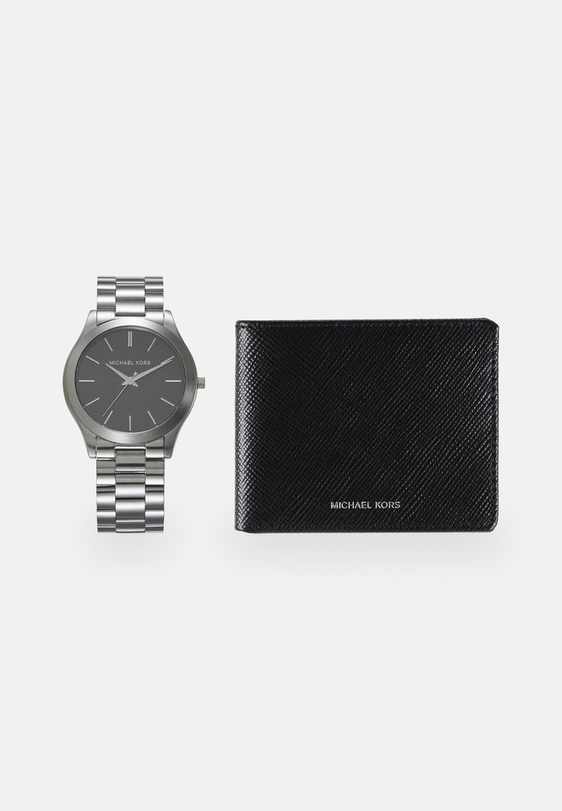 Michael Kors - UNISEX SET - Horloge - gunmetal
