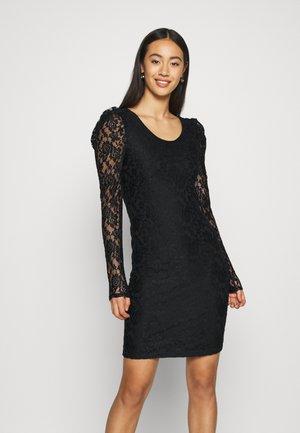 ONLPOULA DRESS - Fodralklänning - black