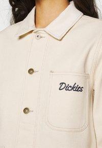 Dickies - HALMA CHORE - Short coat - ecru - 4