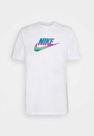 TEE FESTIVAL FUTURA - Print T-shirt - white