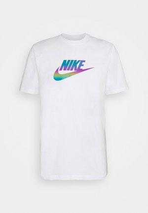 TEE FESTIVAL FUTURA - T-shirt med print - white