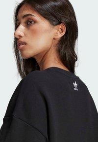 adidas Originals - HER STUDIO LONDON SWEATSHIRT - Sweatshirt - black - 4