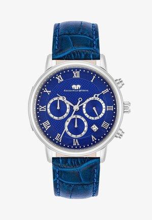 RHODENWALD SOHNE UHR - Chronograaf - blau