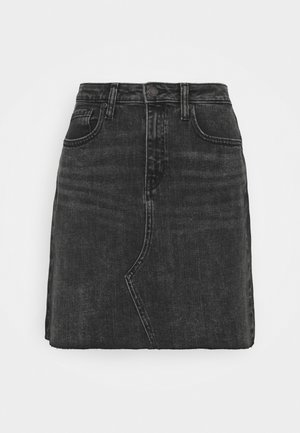 REISSUE - A-line skirt - washed black
