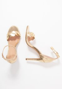 Anna Field - High Heel Sandalette - gold - 3