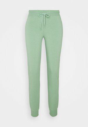 CUFF PANTS - Joggebukse - green