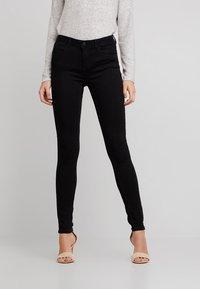Noisy May - NMJEN SHAPER - Jeans Skinny Fit - black - 0