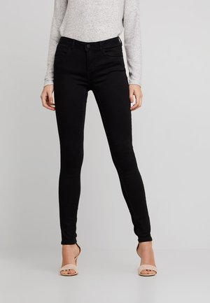 NMJEN SHAPER - Jeans Skinny Fit - black