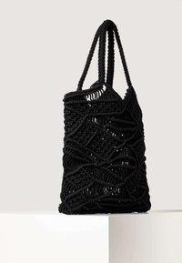 OYSHO - Tote bag - black - 2