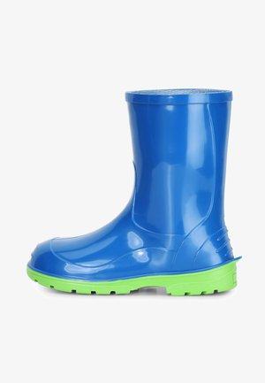Regenlaarzen - blue/green