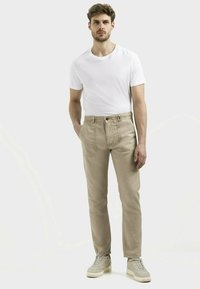 camel active - Chinos - wood - 1