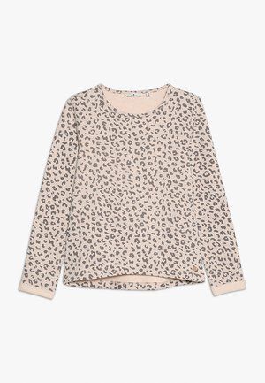 PRINTED - Sweatshirt - pearl blush/rose