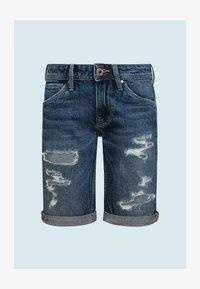 Pepe Jeans - Džínové kraťasy - denim - 0