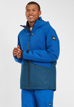 QUARTZITE  - Snowboard jacket - surf blue