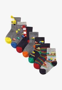 Next - 7 PACK - Socks - grey - 0