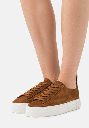 DARIA - Sneakers laag - brown