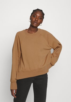 SWEAT - Sweatshirt - beige