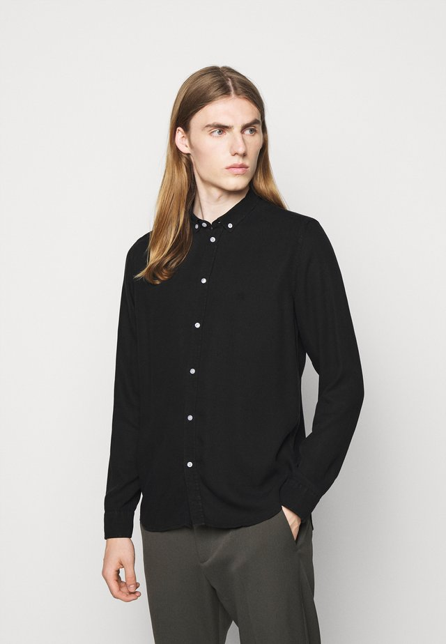 LAURENT DOBBY - Chemise - black