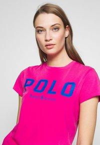 Polo Ralph Lauren - Printtipaita - accent pink - 3