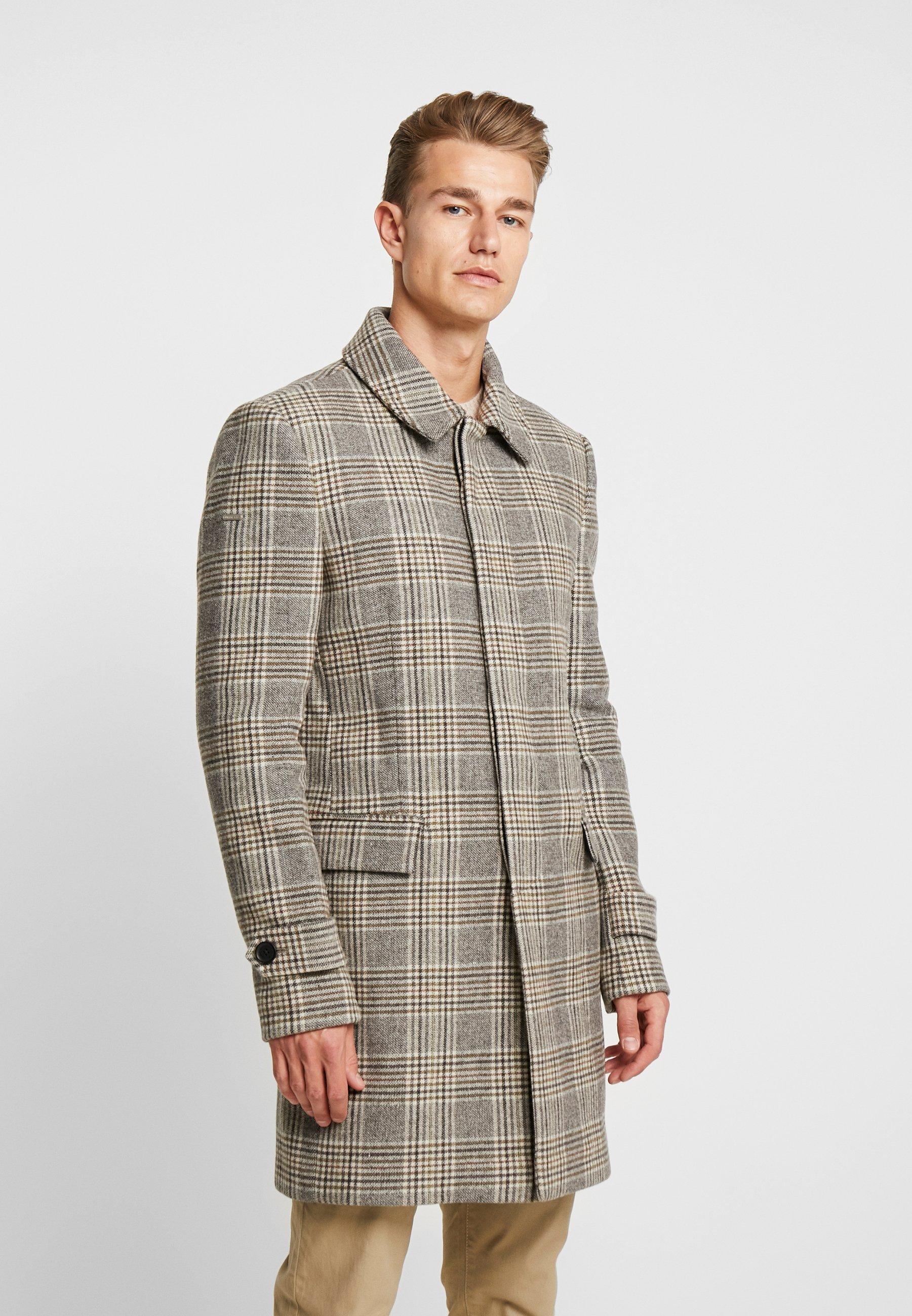 Men EDIT CAR COAT - Classic coat