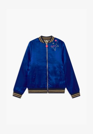 REVERSIBLE - Winter jacket - blue