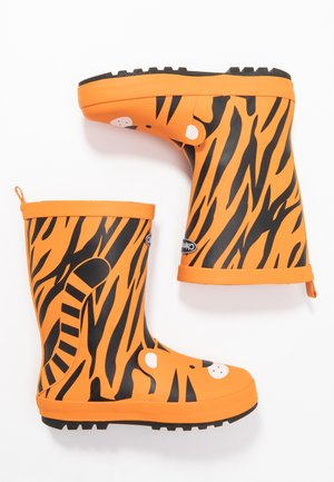 ANTON - Wellies - orange