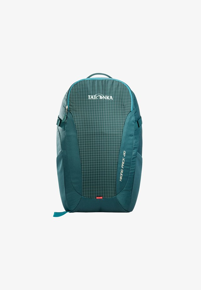 Hiking rucksack - teal green