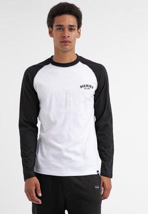 BASEBALL - Long sleeved top - black