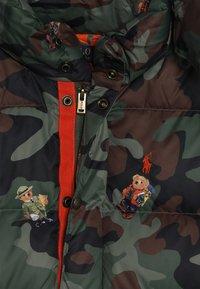 Polo Ralph Lauren - HAWTHORNE OUTERWEAR JACKET - Vinterjacka - bear graphic - 5