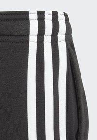 adidas Performance - Tracksuit bottoms - black - 5