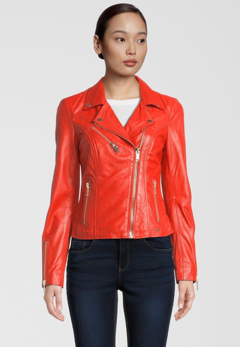 Rino&Pelle - Leather jacket - flame