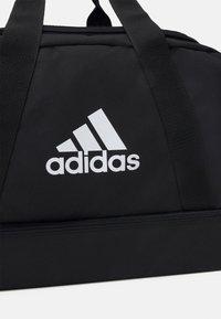 adidas Performance - TIRO - Sportstasker - black/white - 3